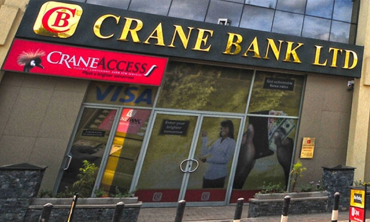 A PLOT TO STEAL CRANE BANK'S SH600B REVEALED