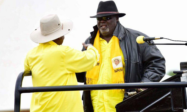 I OWN ALL BREAD AND MONEY IN UGANDA, THOSE WHO HATE ME WILL DIE OF HUNGER-M7