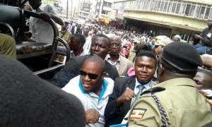 DP'S Mao arrested over age limit campaign