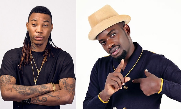 DAVID LUTAALO TO RELEASE A BIG HIT WITH NIGERIA'S SOLIDSTAR