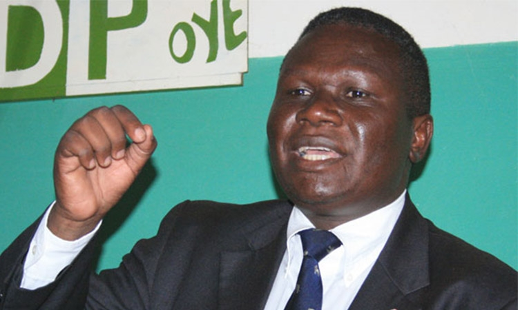 MAO RAPS M7 - IGP OCHOLA WILL NOT SOLVE CRIMINALITY BECAUSE HE'S ALREADY TIRED