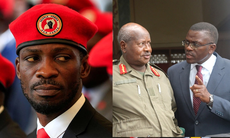 MAYIGA TASKED TO CRIPPLE BAGANDA POLITICIANS AND HIS HATE FOR BOBI WINE AND PEOPLE POWER HAS LASTED FOR YEARS