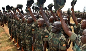 ANGER IN UPDF AS M7 HALTS SOLDIERS' SALARY INCREMENT