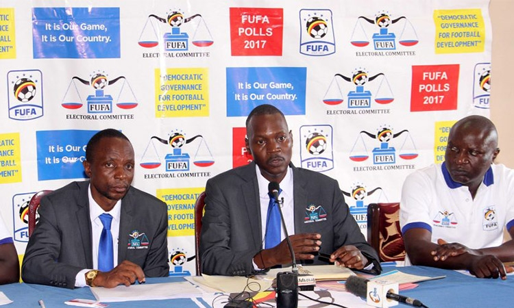 HIGH COURT CLEARS FUFA PRESIDENTIAL ELECTIONS