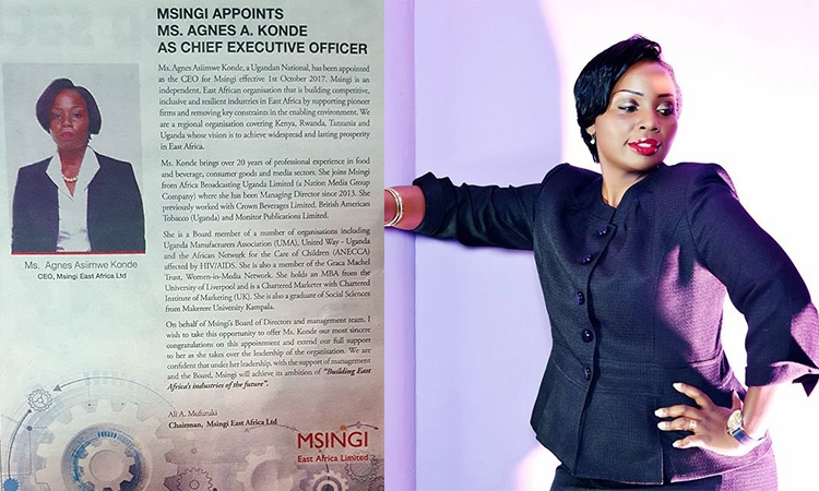 DON'T BE FOOLED…NTV'S AGGIE KONDE FIRED!