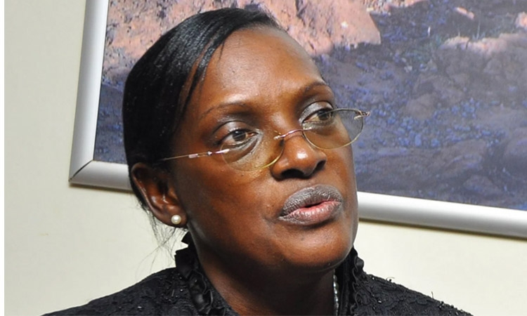 BAGYENDA FIRED AS MICRO-FINANCE SUPPORT CENTRE CHAIRPERSON