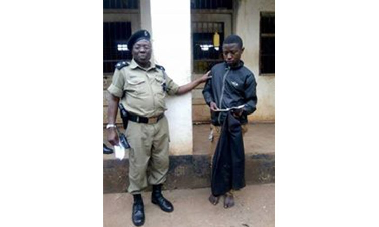 KABALE FDC BOSS ARRESTED OVER ROBBERY