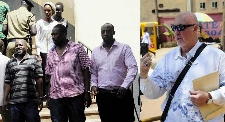 5 REMANDED TO LUZIRA AFTER CONNING AN INVESTOR 600M IN FAKE GOLD DEAL