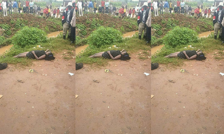 ANOTHER WOMAN MURDERED, DUMPED IN NYANAMA